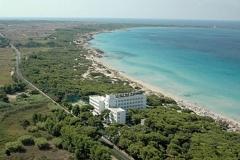 Sede di gioco: Ecoresort Le Sirenè Gallipoli