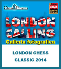 London Chess Classic 2014 - fotogallery