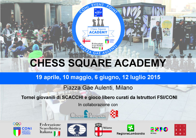 CHESS SQUARE ACADEMY