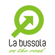 La bussola on the road