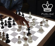 Purling London: Luxury Chess Sets