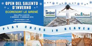 Open Internazionale del Salento d'Inverno 2018