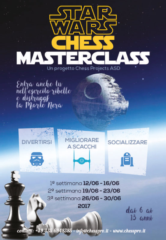 STAR WARS CHESS MASTERCLASS