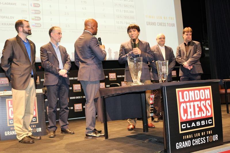 London Chess Classic 2016