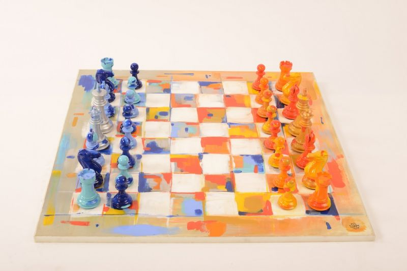 Art Chess by Crystal Fischetti 000
