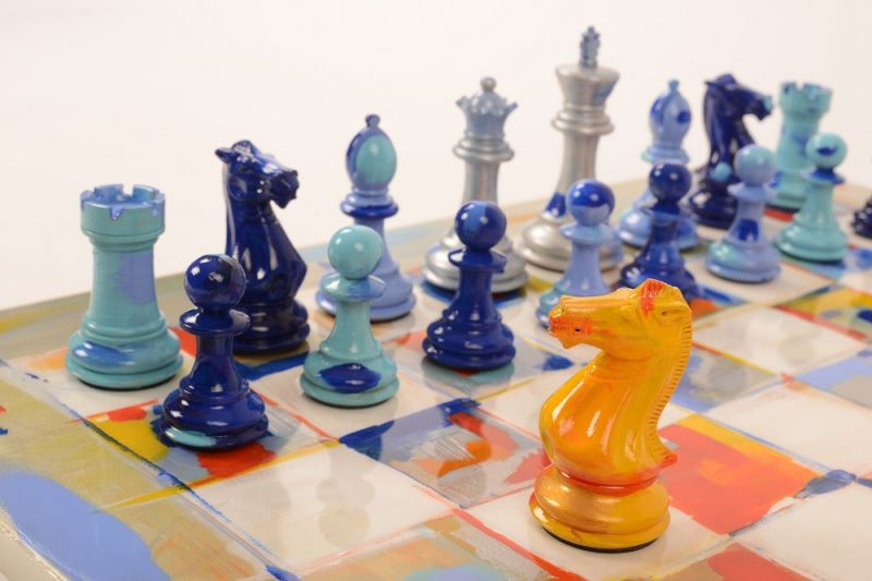 Art Chess by Crystal Fischetti 003