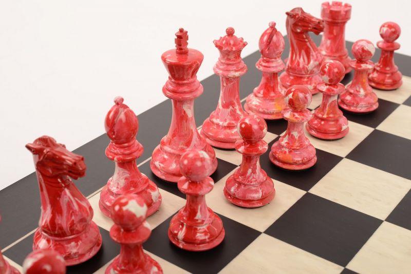 Art Chess by Daniel Brusatin #1 002