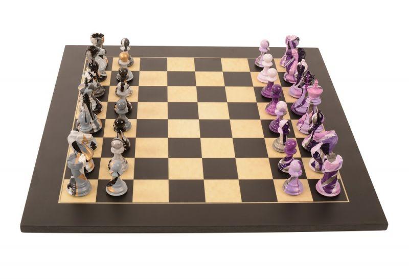 Art Chess by Kate Brinkworth #4 Bespoke 000