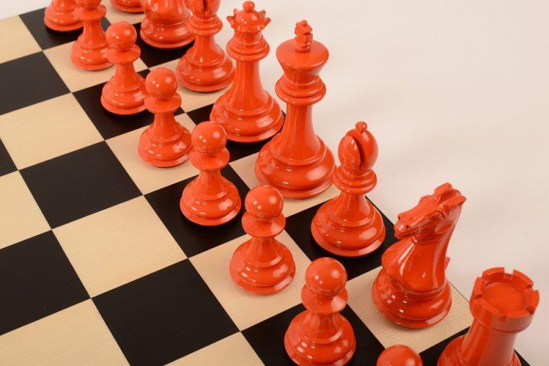 Bold Chess Burnt Orange new
