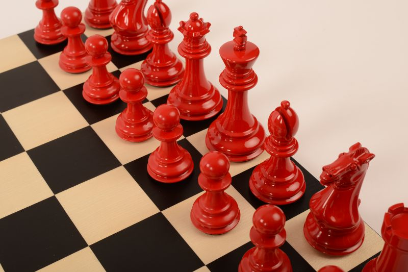 Bold Chess Classic Red new