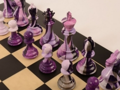 Art Chess by Kate Brinkworth #4 Bespoke 002