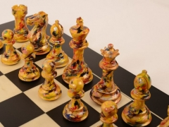 Art Chess by Olivia Pilling #7 Bespoke 002