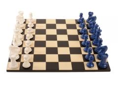 Bold Chess CobaltWhite1000