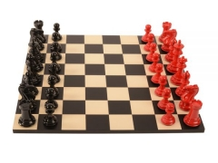 Bold Chess RedBlack1000
