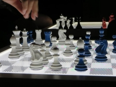 Purling London Dark Chess Den at The Library 4