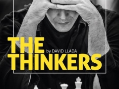 COVER - THE THINKERS