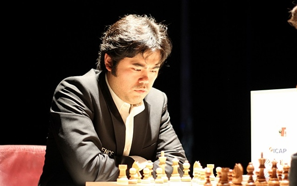 Hikaru Nakamura al 3° Open del Salento 2014