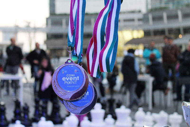 1° Torneo Giovanile di Scacchi GAE AULENTI SQUARE