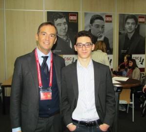 insieme...al London Chess Classic 2014