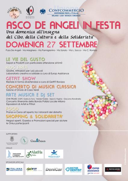 Asco De Angeli in festa - 27 settembre 2015