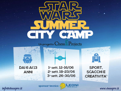 STAR WARS SUMMER CITY CAMP