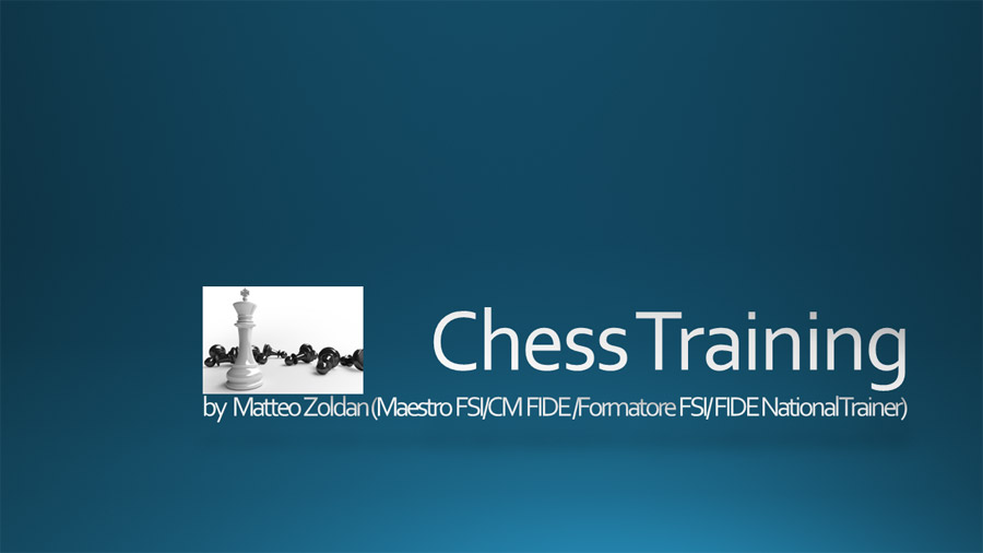 Chess Training by Matteo Zoldan - 01
