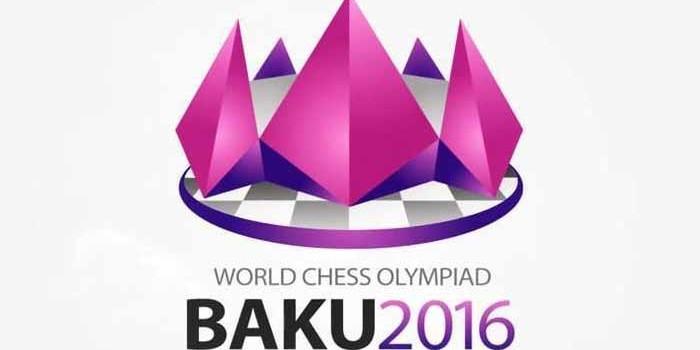 42nd Chess Olympiad Baku 2016