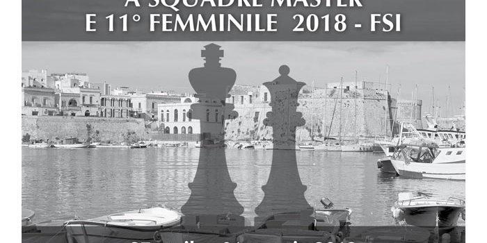 50° FINALE CSI MASTER E 11° FEMMINILE FSI 2018