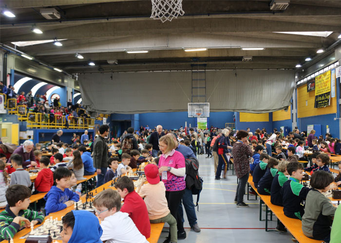 Scacchi a Scuola – fase provinciale di Milano