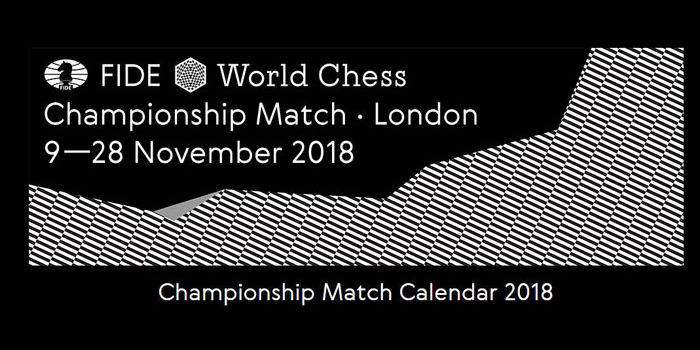 FIDE World Chess 2018