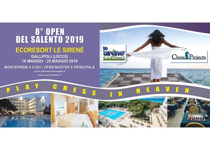 8 Open del Salento 2019