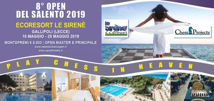 8° Open del Salento 2019