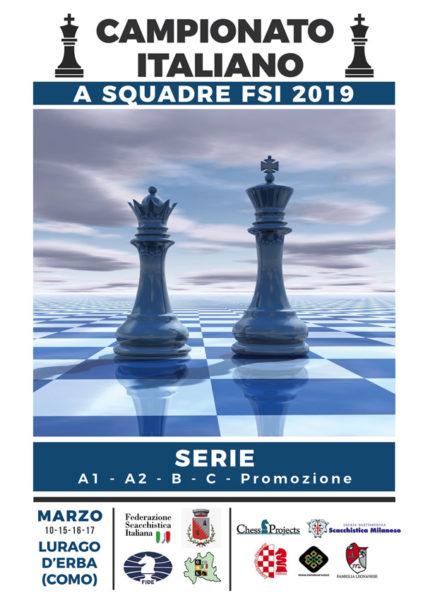 CAMPIONATO ITALIANO A SQUADRE FSI 2019 - Raggruppamenti Lurago D'Erba (Co)