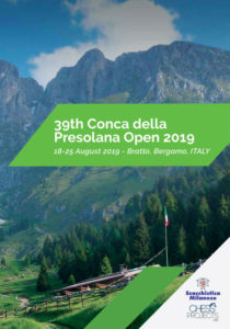 39th Conca della Presolana Open 2019