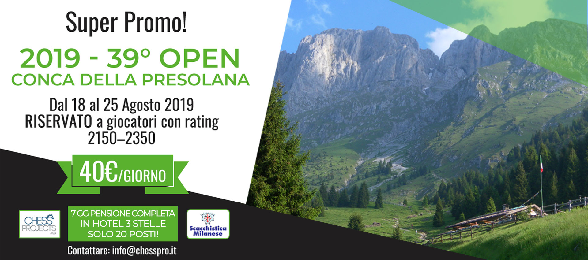 39° Open Internazionale Conca della Presolana 2019