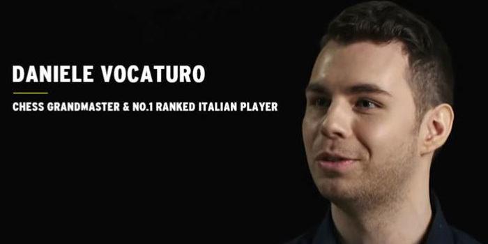 Lamborghini & Scacchi: il GM Daniele Vocaturo testimonial d'eccellenza