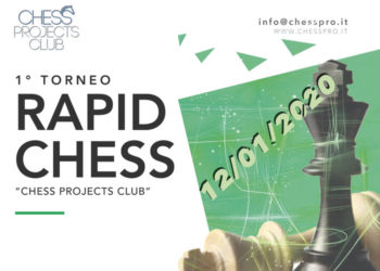 1° TORNEO RAPID CHESS - CHESS PROJECTS CLUB 2020