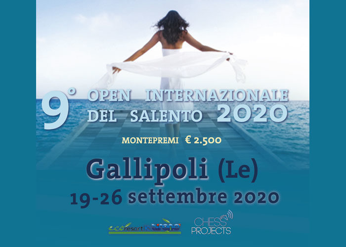9° OPEN INTERNAZIONALE DEL SALENTO 2020