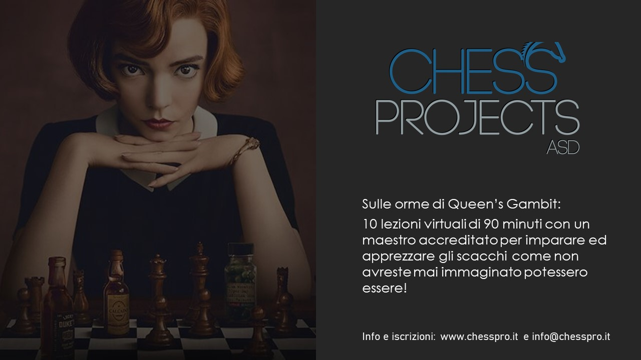 Sulle orme di Queen's Gambit