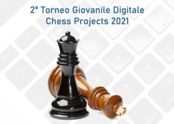 2° Torneo Giovanile Digitale Chess Projects 2021