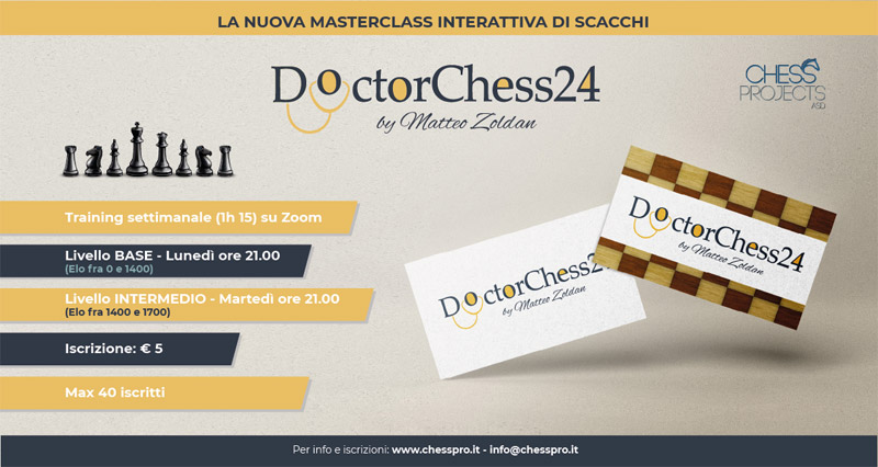 DoctorChess24 by Matteo Zoldan